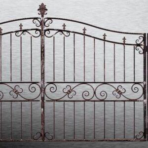 Кованые ворота в Санкт Петеребурге